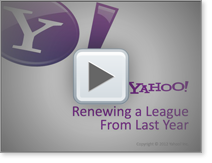 Click here to view the Keeper & Renewal Leagues video.